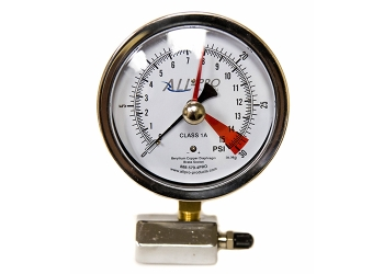 All Pro:  Diaphragm Gauge